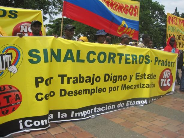 Sinalcorteros /Foto:Joanna Castro